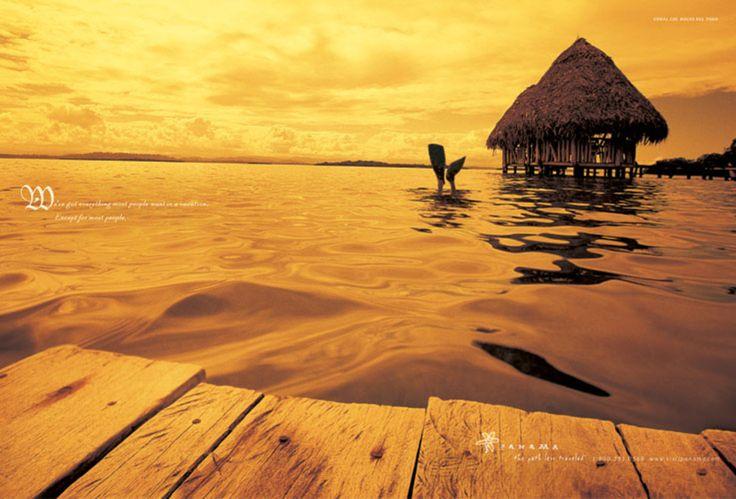 Read more: https://www.luerzersarchive.com/en/magazine/print-detail/panama-tourism-26211.html Panama Tourism Tags: Richard Hamilton Smith,BBDO, Atlanta,Dave Stanton,Panama Tourism,Carlos Ricque