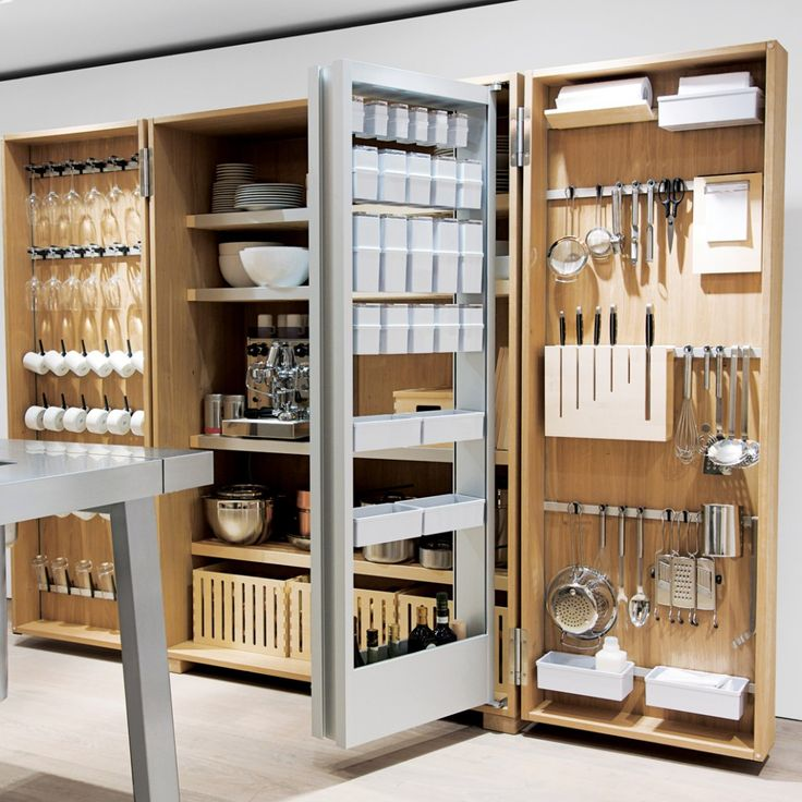 Kitchen Storage And Organization: Enchanting Creative Kitchen Cabinet Door Ideas Also Idea