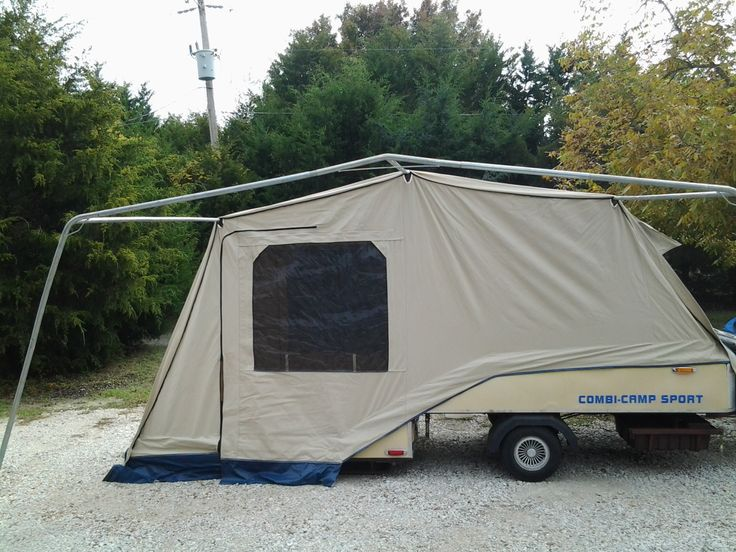 combi camp easy trailer tent - Google Search