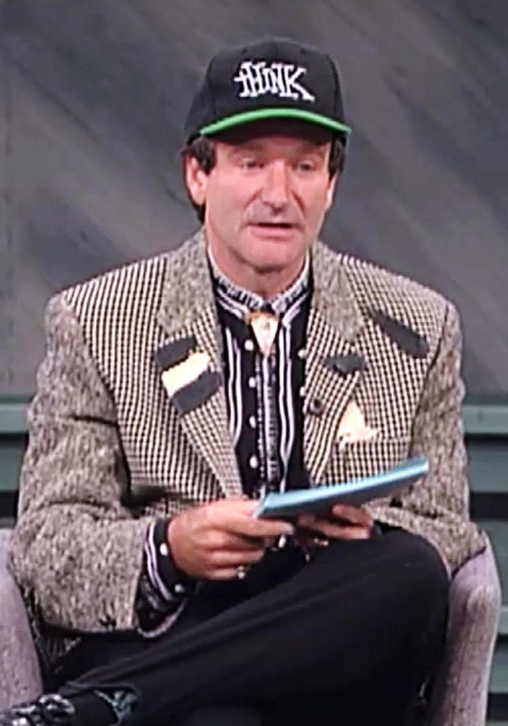 We were deeply saddened to learn of Robin Williams' passing. The following is from Robin's December 18, 1992, appearance on The Oprah Winfrey Show.