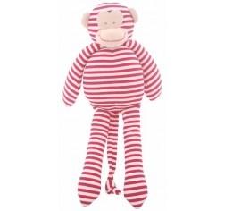 Monkey Musical Red Stripe