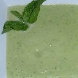 Soupe crue au concombre @ http://allrecipes.fr