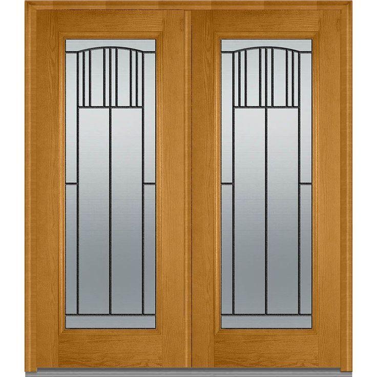 Glass Double Door Exterior best 25+ exterior fiberglass doors ideas on pinterest | bayer