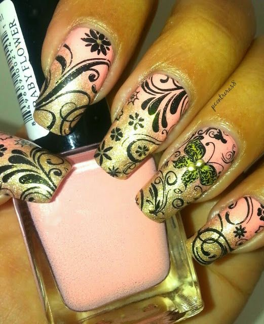 813 best Pcontreras8nails Nail Art images on Pinterest   London ...