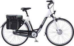 Bicicleta electrica de oras, GIANT TWIST ESPRIT SINGLE, marime M, Alb, Femei
