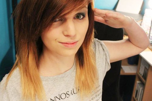 Hairstyles For Short Hair Dodie: 29 Best Emma Blackery Images On Pinterest