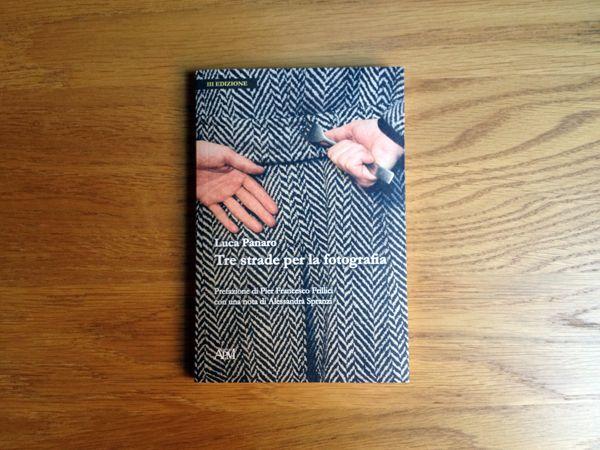 Luca Panaro, Tre strade per la fotografia, Apm Edizioni, 2011