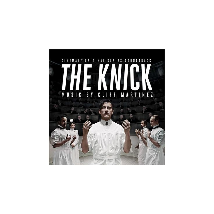 Cliff martinez - Knick (Osc) (CD)