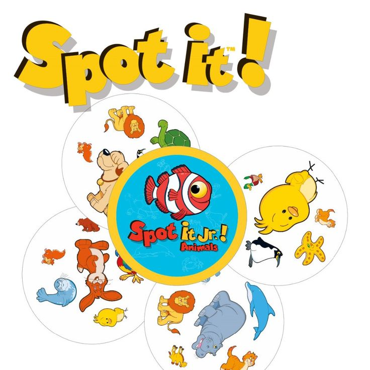 2016 spot it cards game high quality paper with gift  for kids children board game