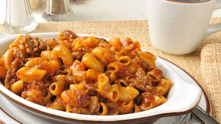 You can stop looking because you've found the recipe for the Best Chili Mac Worldwide. We've tried many recipes and this one wins the test!