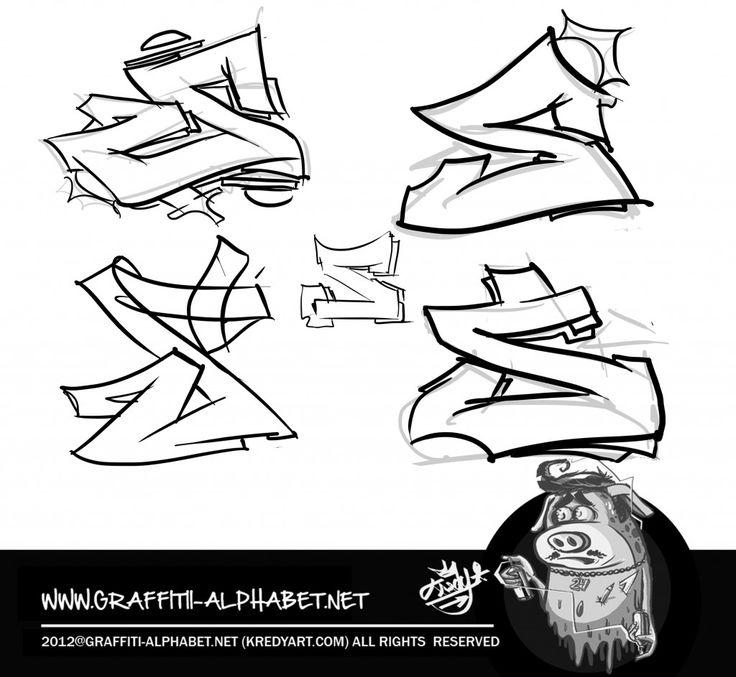 Julianakia John: How to draw graffiti - Guide for Beginners