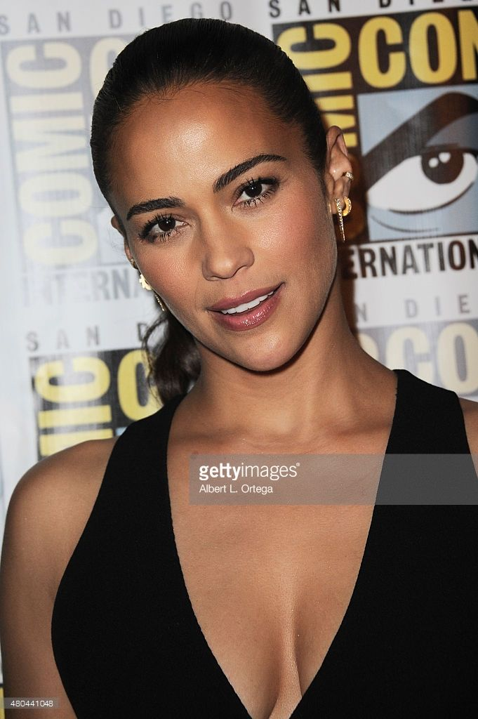 Actress Paula Patton attends the Legendary Pictures panel during Comic-Con International 2015 the at the San Diego Convention Center on July 11, 2015 in San Diego, California.