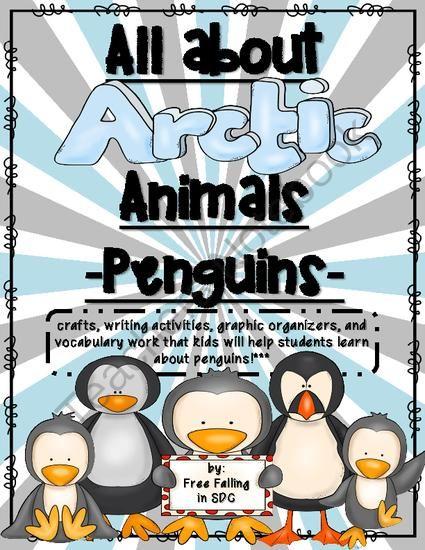 1000+ images about Polar Animal Unit on Pinterest | Comprehension ...