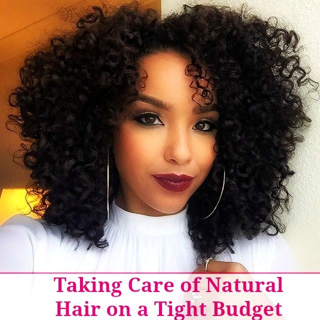 7 Tips for a healthy 'Fro
