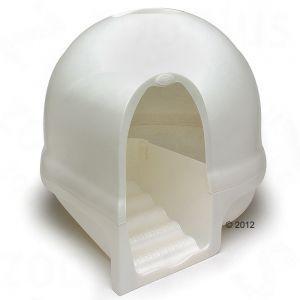 Pour Gaspard Petmate Booda Cleanstep - Maison de toilette pour chat - zooplus http://www.zooplus.fr/shop/chats/maison_toilette_bac_litiere_caisse_chat/maison_toilette_chat_ventilation_electrique/319324