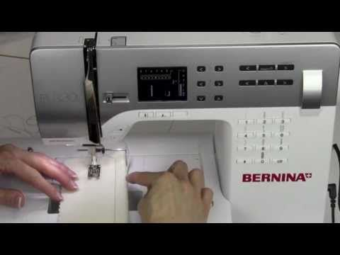 BERNINA B 330 Tutorial - Sewing Mastery