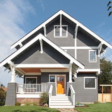 Best 25+ Grey exterior paints ideas on Pinterest | Gray house ...