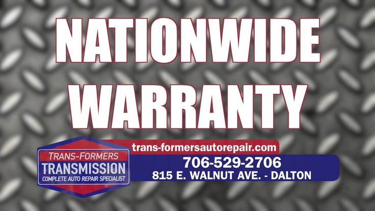 Trans-Formers Transmission & Complete Auto Repair - Nationwide Warranty ...