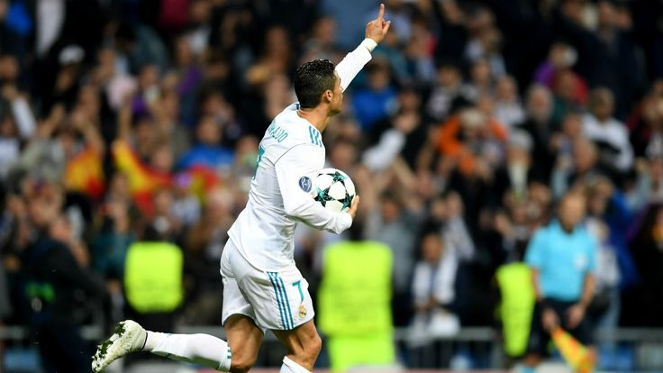 Ronaldo breaks record for Champions League goals in a calendar year