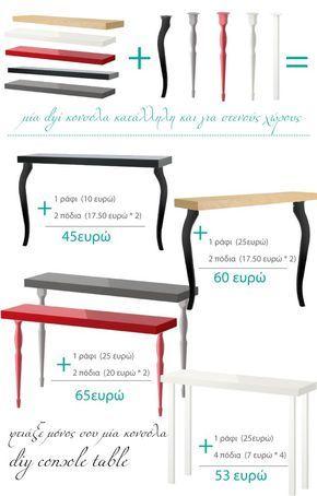 diy-console-table-from-ikea-shelf-plus-desk-legs.jpg 620×972 pixels