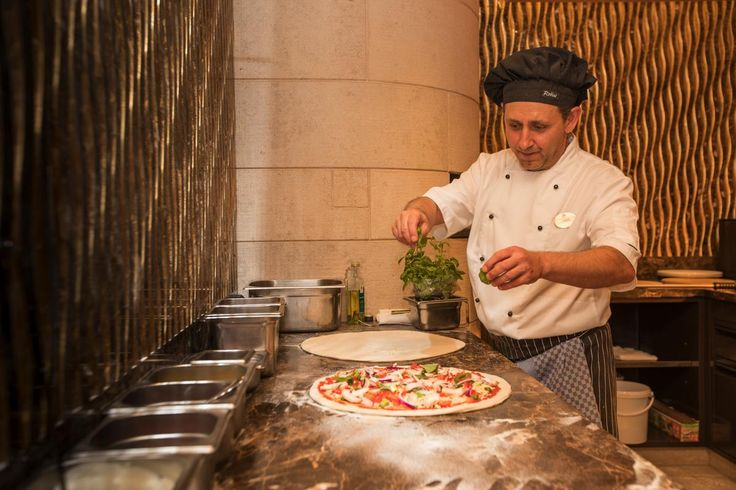 """That's amore ... New Area """"GOLDSTÜCK"""" with THE Pizzaman! #gustogusto"""