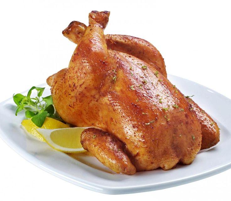roast chicken recipe in microwave oven