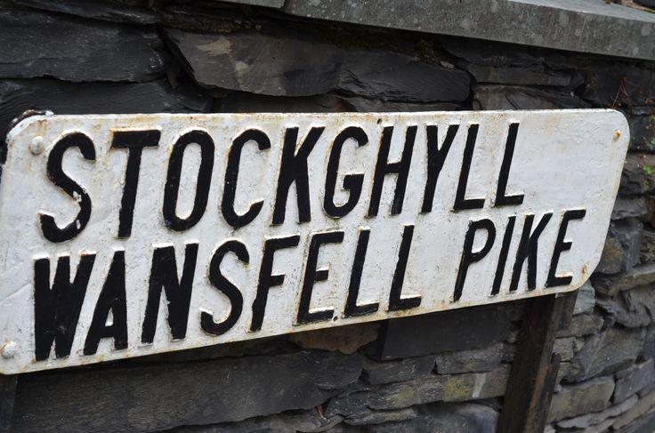StockGhyll   Wansfell Pike