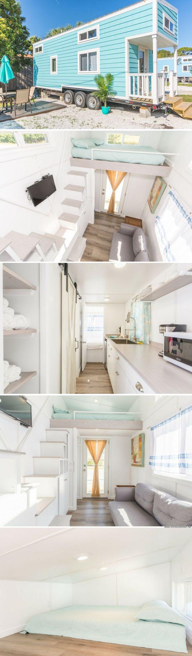 415 best Tiny House Design images on Pinterest | Tiny house living ...