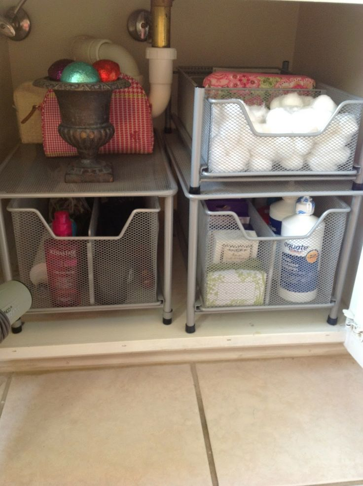 55 best images about under the sink organizing on pinterest under sink storage under sink and. Black Bedroom Furniture Sets. Home Design Ideas