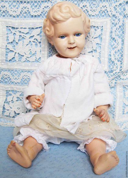 Винтажные куклы и игрушки. Шраерка. Антикварная кукла. Интернет-магазин Ярмарка…