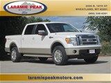 """King Ranch! 2010 Ford F-150, Stock#: 4515A, This really is a great vehicle for your active lifestyle.. Does it all!! Includes a CARFAX buyback guarantee. Safety Features Include: ABS, Traction control, Curtain airbags, Passenger Airbag, Stability control - Stability control with anti-roll...It has nice features like: Power windows, Auto, Tilt steering wheel, Fuel economy EPA highway (mpg): 18 and EPA city (mpg): 14, 4 Doors.... """"Old Fashioned Service for Modern Times""""."""