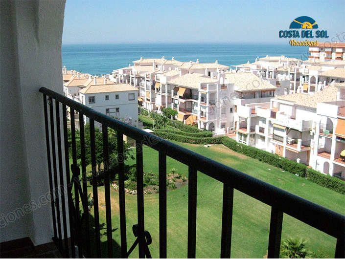Apartamento de alquiler en laguna beach torrox costa 7 destinos vacacionales pinterest - Apartamentos laguna beach torrox ...