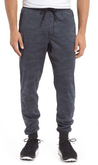 Men's Under Armour Sportstyle Knit Jogger Pants- Men's jogger pants, men's fitness, athletic wear, sports wear, gym