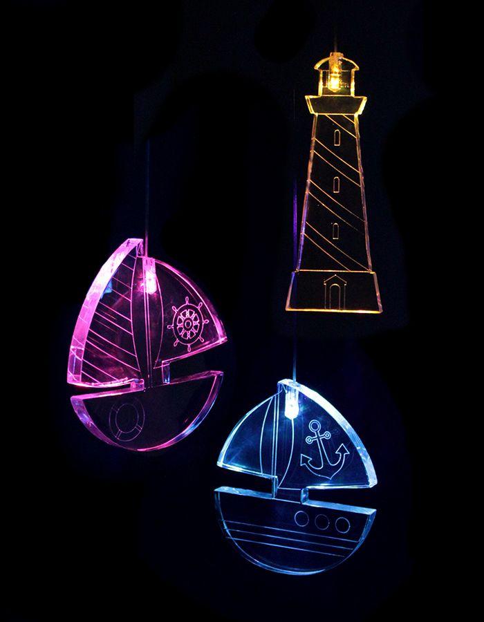 Mobile Nautical   I Love Lights