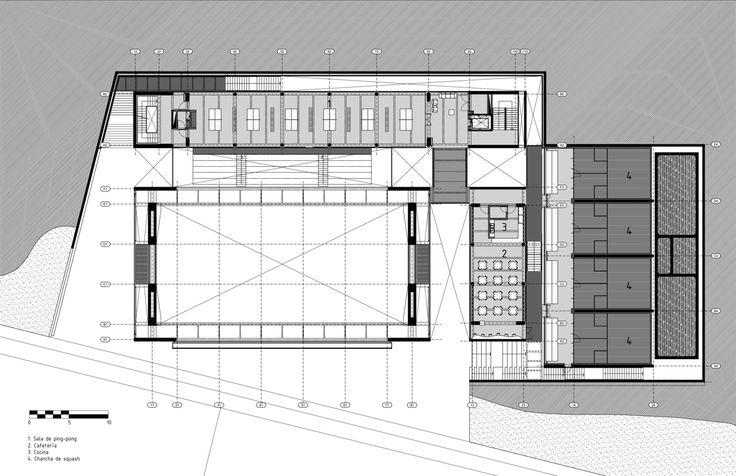 Galería de Centro Deportivo Universidad de los Andes / MGP Arquitectura y Urbanismo - 32