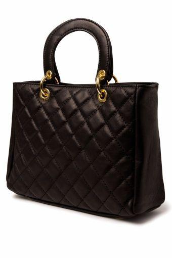handtas naar het model van Chanel