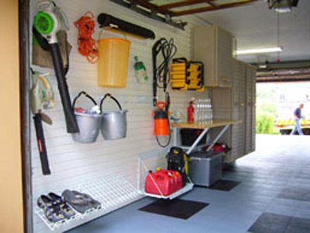 Garagetek organize your garage