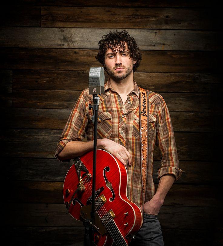 Promo Portrait: Nashville Musician Photography, Nashville Photographer