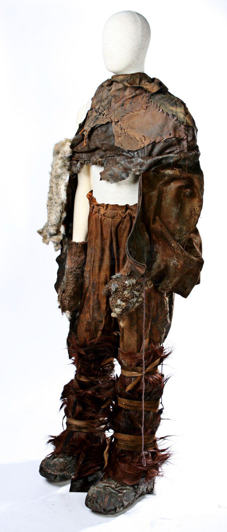 Snow Barbarian Male Costume