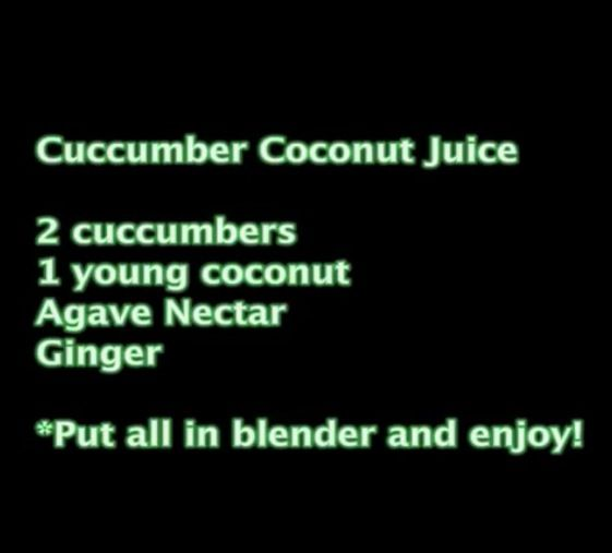 Dr Sebi juice recipe