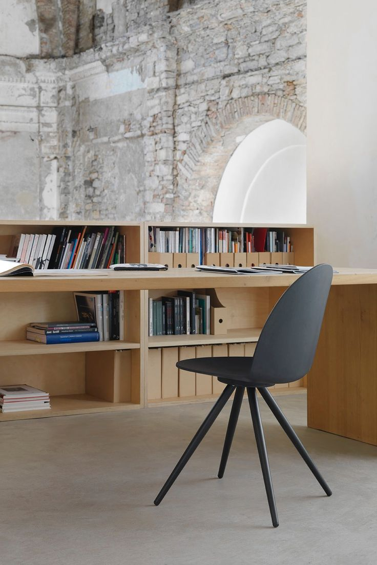 Camel is a collection of chairs by Bartoli Design suitable to multiple contexts: from residential to office and contract. More details: http://bit.ly/Segis-Camel