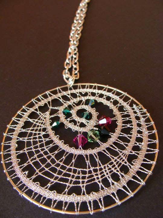 ogrlica zs kristali Swarovski