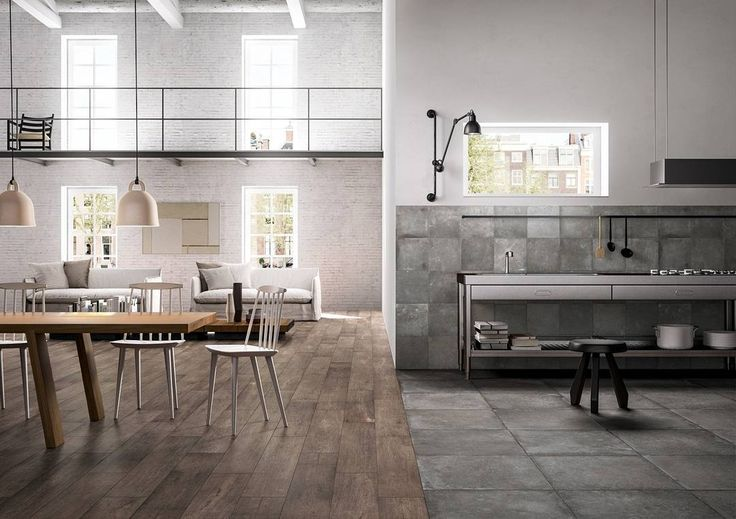Five new impressive collections inspired by the past material textures and natural stones confirm the attention of @ceramicherefin for the world of design and its most recent trends. Epoque collection comprises two separate lines: Bois featuring aged wood and Beton including classic cementine motifs evoking vintage loft-like metropolitan atmospheres. #archiproducts
