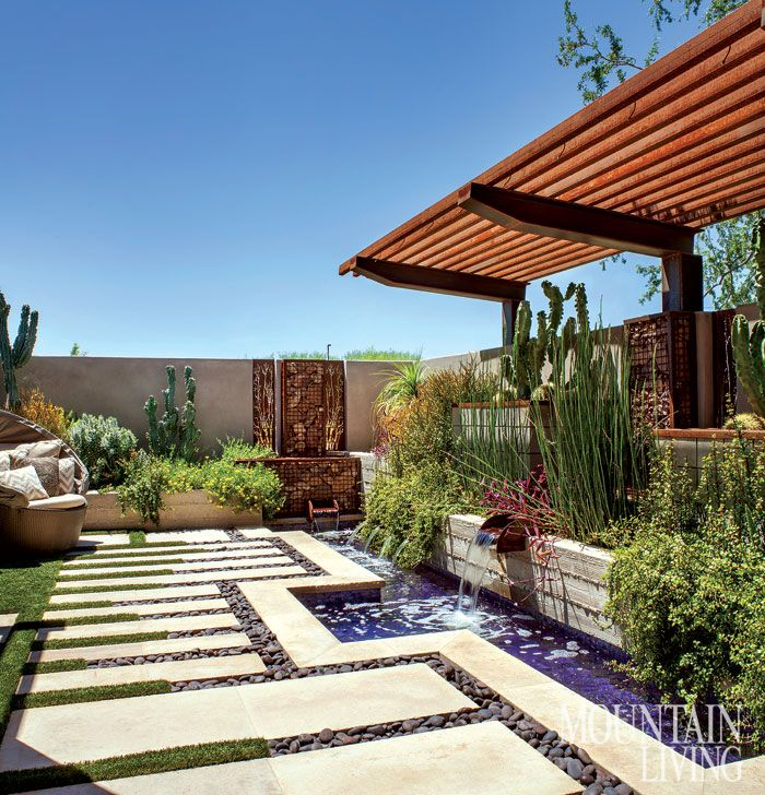 Photo By Gibeon Photography A Fantasy Family Getaway In Arizona A Design Team Breaks New
