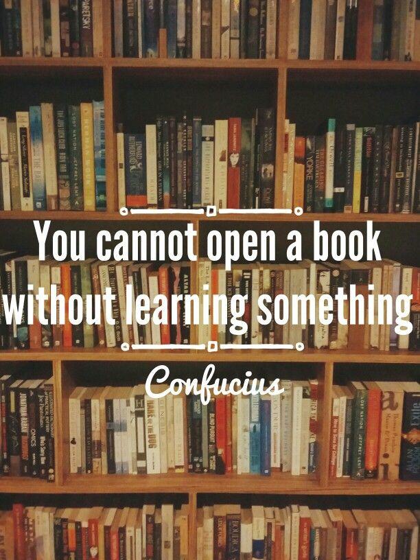 Confucius #quote #book #knowledge