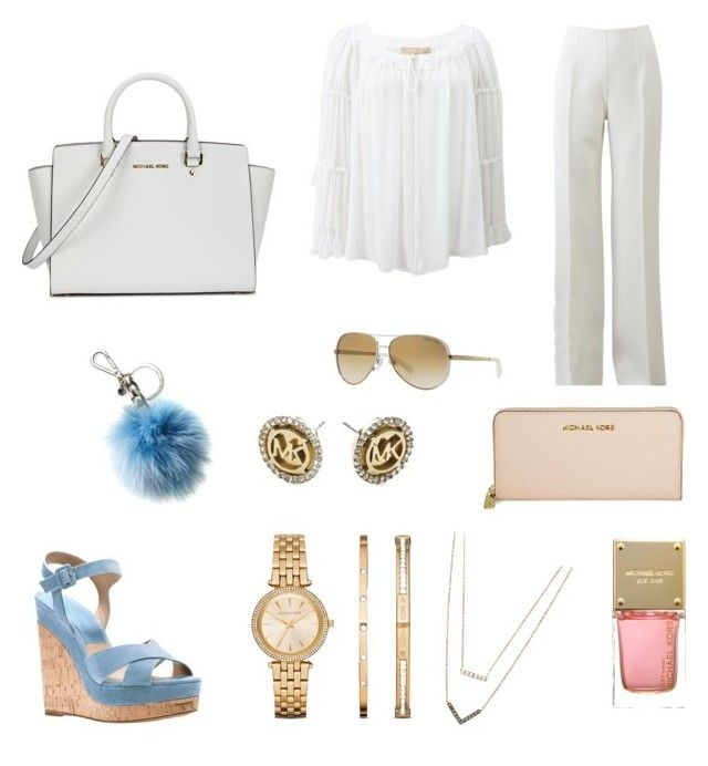 """""""Untitled #6"""" by jonaz-danail-grentzelius on Polyvore featuring Michael Kors, women's clothing, women's fashion, women, female, woman, misses and juniors"""