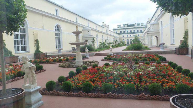 Fotografía: Adriana Santana Varela -Jardines del Hermitage- Moscú
