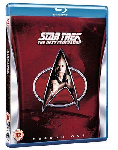 Star Trek: The Next Generation - Season 1 [Blu-ray] (Region Free) @ niftywarehouse.com #NiftyWarehouse #StarTrek #Trekkie #Geek #Nerd #Products