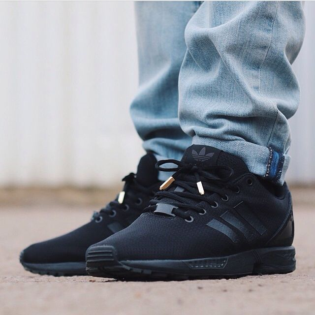 Buy black adidas zx flux   OFF64% Discounted 0860a86df