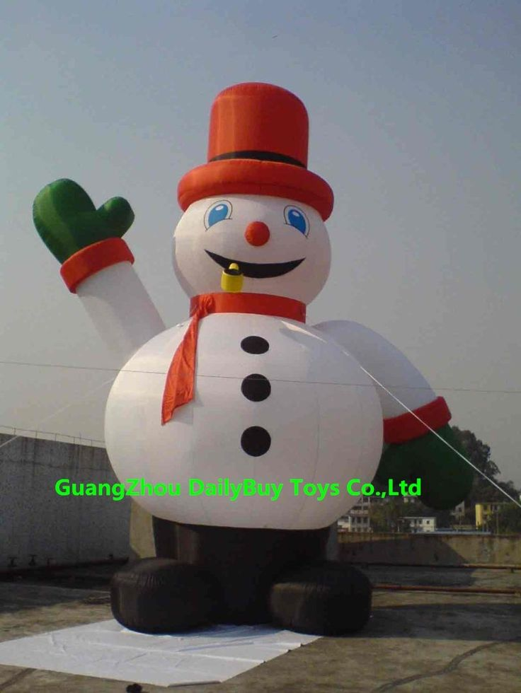 1000 ideas about commercial christmas decorations on for Airblown christmas decoration
